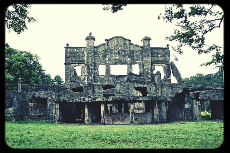 Ruins Hello World