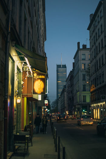 Rue Garibaldi,