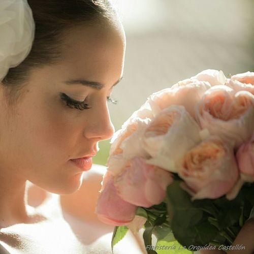 RamoDeNovia Novias Bodas Wedding Bridal Bouquet Rosas Love Lovely