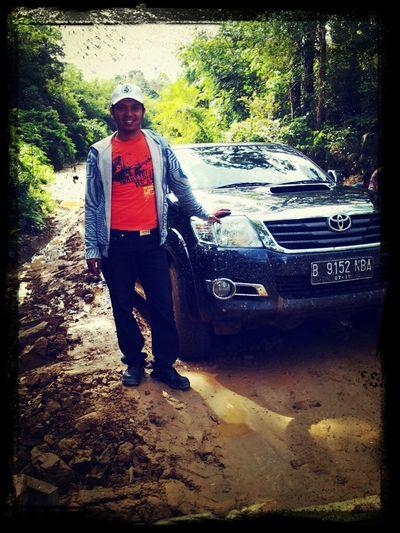 Pimpinan Proyek Jalan Tumbang Miri - Tumbang Napoi, Kalimantan Tengah (PT. DKK)