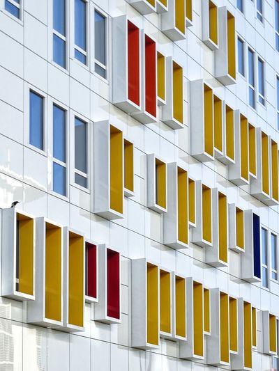 Multi Colored Building Exterior Built Structure Architecture No People Day Outdoors Street Photography Streetphoto_color Colors EyeEm Architecture City Eyeem Color Photos🌈 Eyeem Colors