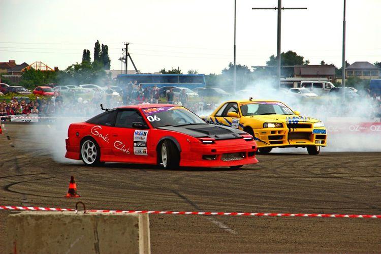NİSAN Drift GTR R34 GTRr34