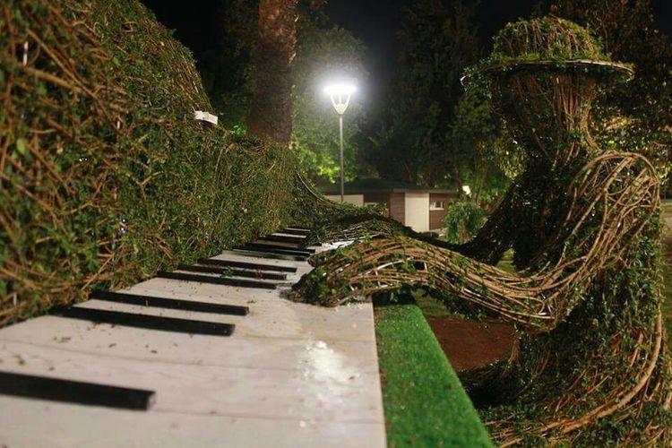 Grassman Piano Man Piano Photo♡ Hello World Photo Eyeem Popular Photos City Life Antalya♥