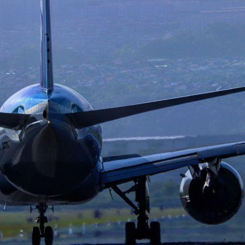 伊丹空港千里川堤防より 千里川 伊丹空港 飛行場 飛行機大好き Ana Airplane Airport Travel Sky Airport Runway