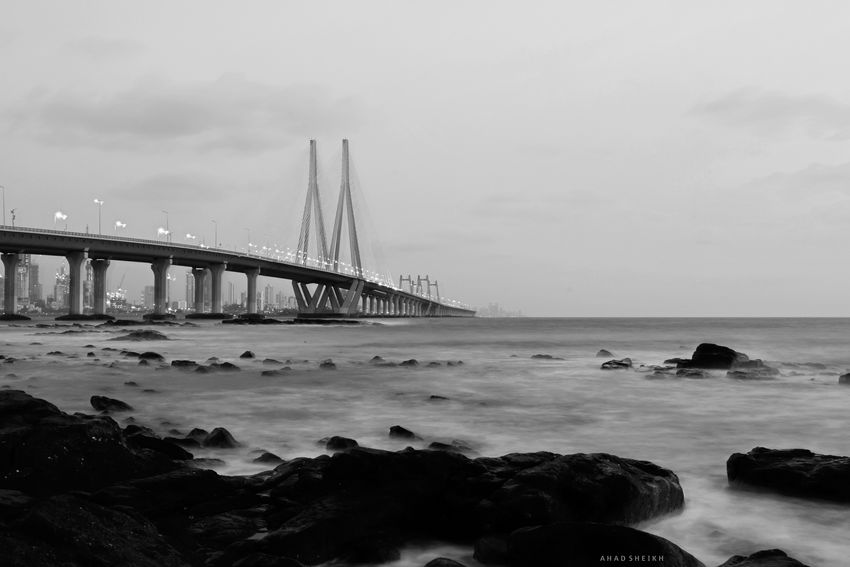 Bridge - Man Made Structure Sea Water Connection Suspension Bridge Travel Business Finance And Industry Sky Transportation Travel Destinations Mumbai Built Structure City Tourism Architecture Outdoors India Beach ScenicsFog Bandraworlisealink Sealink Sealink Worli Mumbaiphotography Mumbaimerijaan EyeEmNewHere EyeEmNewHere