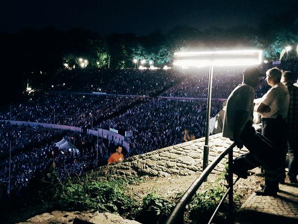 Rocklegenden... Awesome Performance Dancing Music Concert Listening Open Air Concert Live Music Rock Karat Summer Night Audience Cities At Night Overnight Success TakeoverMusic The Street Photographer - 2016 EyeEm Awards