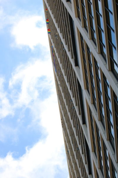 Architecture Building Exterior Built Structure Cloud - Sky Day EyeEmNewHere Low Angle View Nature No People Outdoors Sky