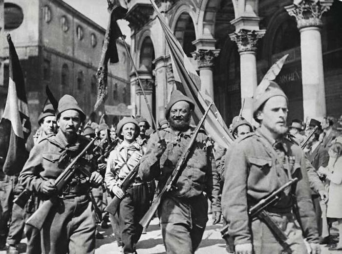 25 Aprile Liberty Liberation What Does Freedom Mean To You? Repost to Remember remember to value our Freedom and to honor our Values! World War 2 Partigiani Garibaldini