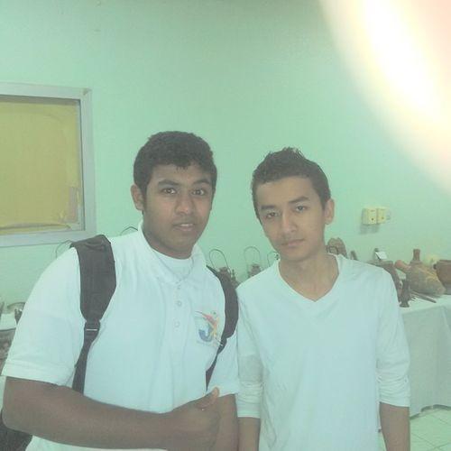With tahir ☺ تصميمي مدرسة_مؤته
