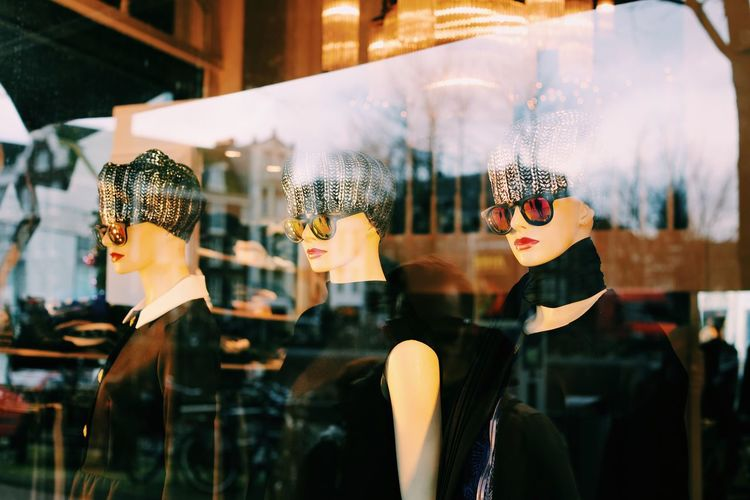 Fujifilm_xseries Store Window Windowshopping Streetphotography Street Photography Amsterdamcity Reflection Fashion