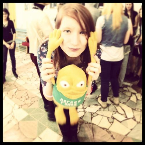 Favorite toy Grandees and my :З