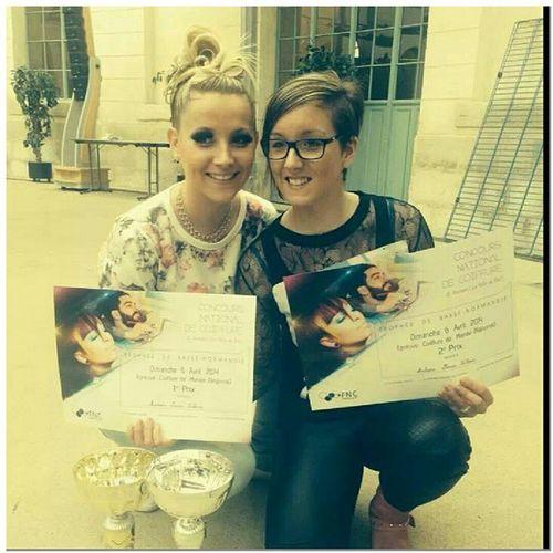Concours Coiffure Mylove Mylife Kif Pression Chacunsapassion Sista Chignon  Marie 1er 2ème Letravailcapaye 💃💆💇
