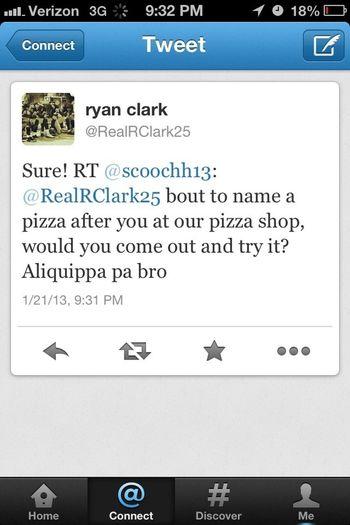 Ryan Clark is apart of #teamscoochs