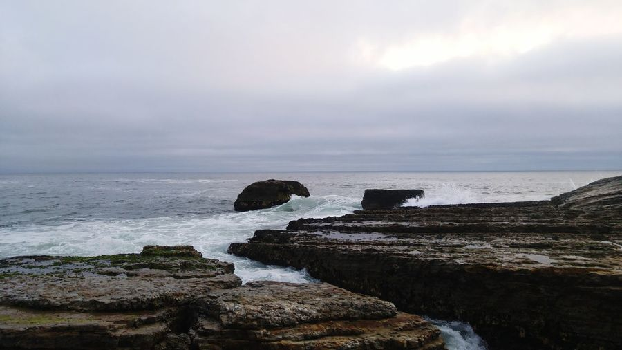 Coast Coastline Water Over Rocks Water_collection Nature Photography Ocean View Beach Photography Nature_collection Color Of Life