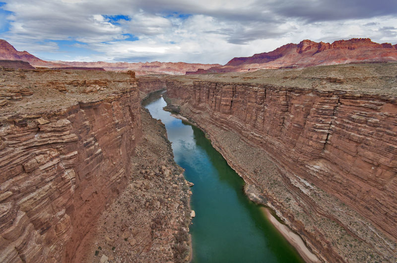 Colorado River Travel Arizona Clouds And Sky Marble Canyon