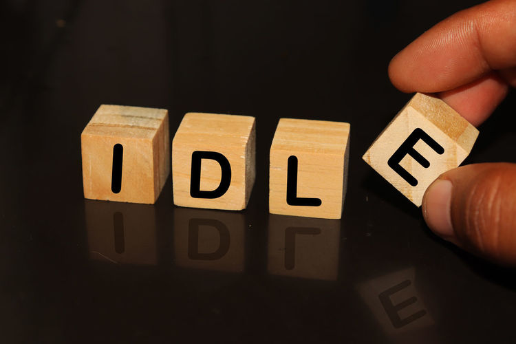IDLE made with