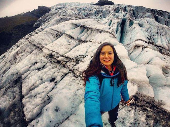 Glacierselfie haha Gopro Selfiesunday Instaselfie Whyiceland Thatadventurelife AdventureThatIsLife @themountainway Wheniniceland Ig_iceland Optoutside Outsidebucketlist Gopole Earthgirladventures MyStopover
