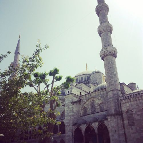 Sultan Ahmed Mosque Bluemosque Istanbul