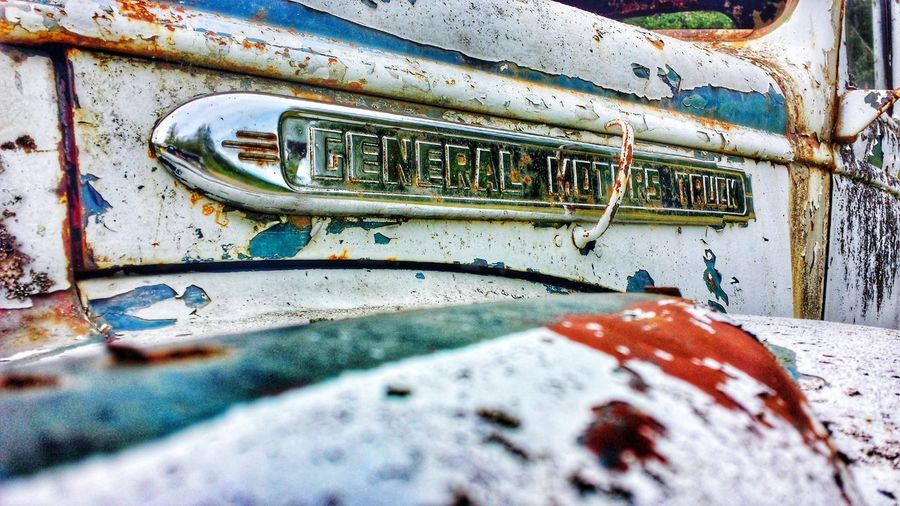 EyeEm Selects Car Metal Land Vehicle Mode Of Transport Close-up No People Transportation Indoors  Day Car Wash Truck Old Truck Rusty How I See Things EyeEm Gallery Commercial My Point Of View. Outdoors Low Angle View Car Collection Contrast Colors Contrasts Of Beauty Vivid Colour Things I See