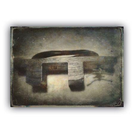 wooden sandal Hipstamatic Beatiful Japanesque Tintype