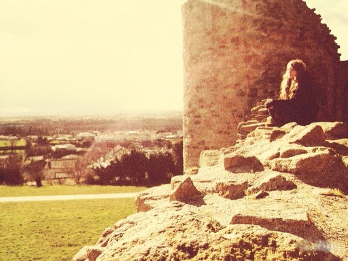 Nice day... Landscape On The Ramparts Beautiful Day Peaceful Place
