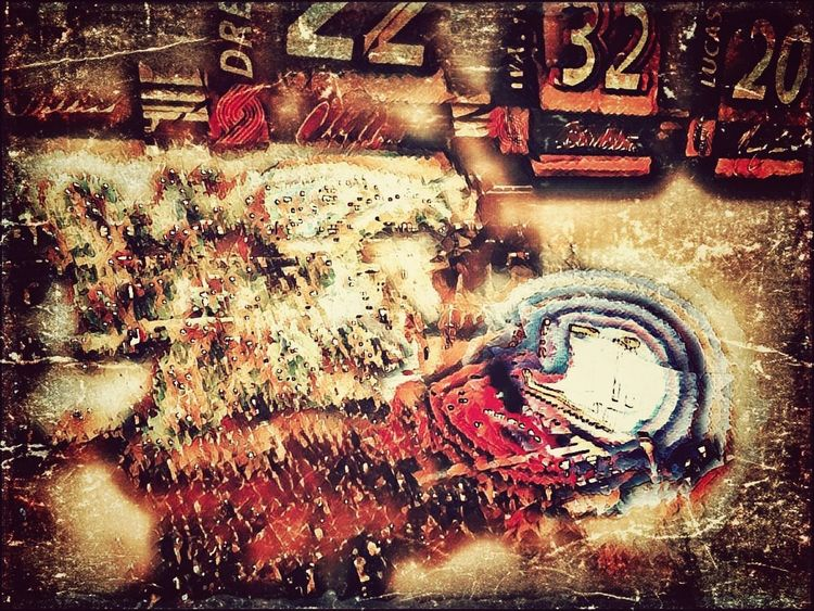 Abstract Texture Grunge Effects Colors Stadium Arena Concert Indoors  Stage Far Away View Surrealism EyeEm Best Edits EyeEm Ready   EyeEm Best Shots Experimental Indoors  Depeche Mode Live Show Backgrounds Effects And Filters Pattern Fine Art Event Photography Artistic