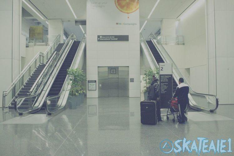 Just at the San Francisco Airport♥ San Francisco Airport Chilling Sanfran