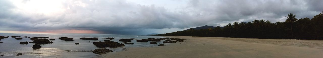 Australia Nature Photography Sky Cloud - Sky Water Sea Beauty In Nature Scenics - Nature Land Nature Panoramic Beach Tranquil Scene Environment Tranquility Storm No People Tree Dramatic Sky Landscape Horizon Over Water Outdoors