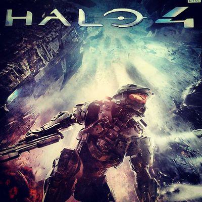 Yeah you already know. ;) Halo4 SICKASSGAME