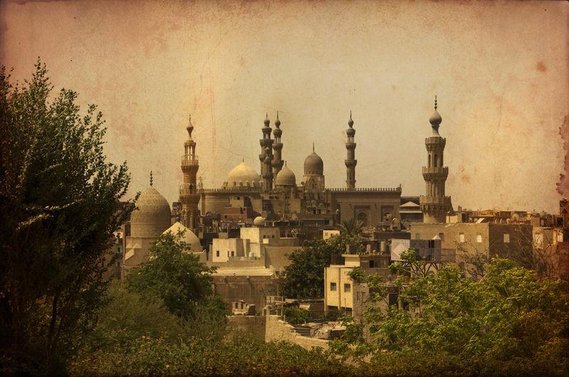 Cairo Egypt Old