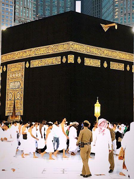مكة المكرمة الكعبة المشرفة اللهم_صلي_وسلم_وبارك_على_محمد_وعلى_آله_وصحبة_اجمعين God's Beauty God Is Great. Makkah Place Of Worship