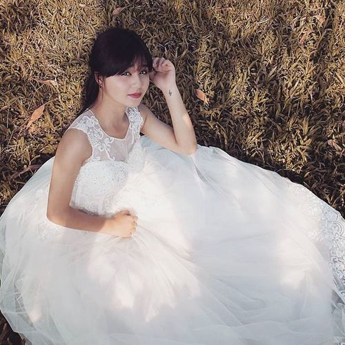 Single bride :) --- Retouch: Minhsmilie Smilie fotografer