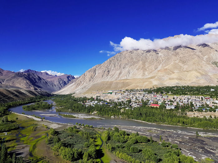 Kargil district of Kashmir very near to Line of Control between India and Pakistan. Kargil also reminds us a war between two countries. Mountain Mountain Range Nature No People Day Sky Scenics Outdoors Landscape Snow Beauty In Nature Clear Sky Kargil Kargilwar Leh Leh Ladakh India Incredible India Buddha