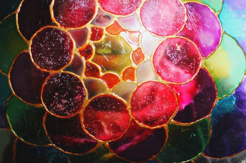 In my memories Indoors  Close-up Mandala Art Mandala Mandalaart Art Hiding Colours EyeEmNewHere Autumn Mood