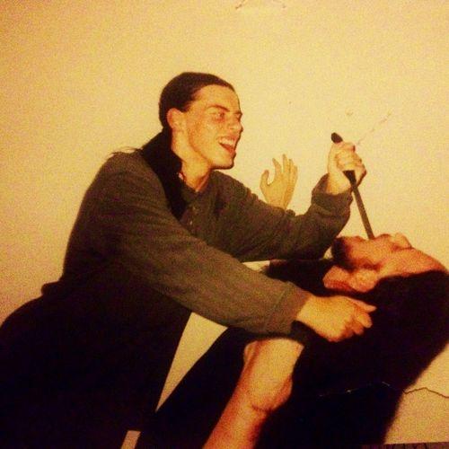 Rip Otto Wiklund Inbattle Black Death Metal Sundsvall Sweden