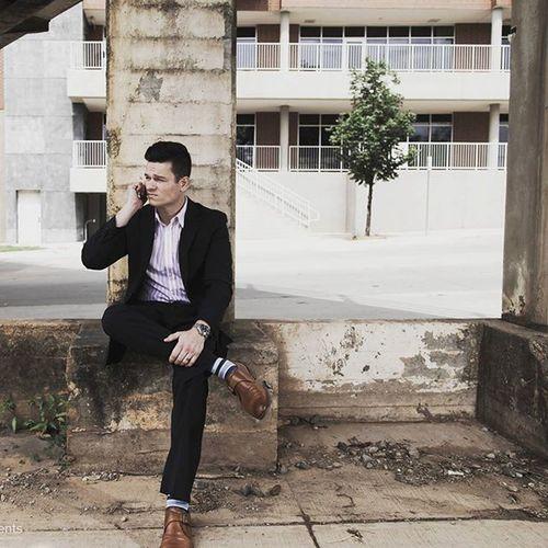 Dre... Mensfashion Portrait Oklahoma Okc Downtown