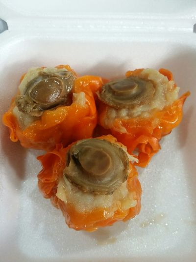Brunch time, Abalone Siew Mai.... Yummy!😉 Happy Time Sunday Afternoon Happyweekend Dimsum Dimsumbreak Dimsum