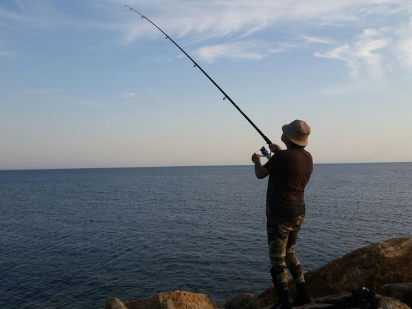 Fisher Man Check This Out Rahatsizobjektif That's Me