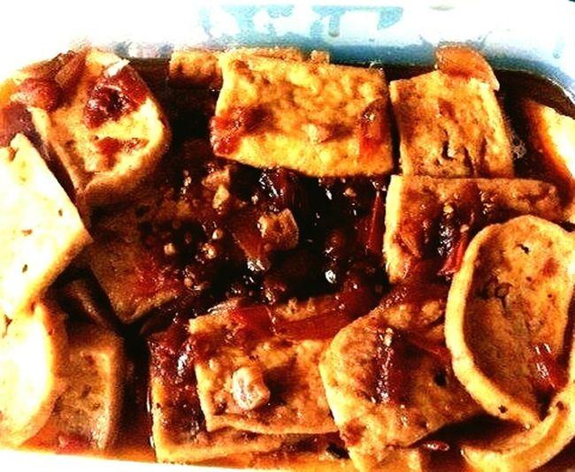 tofu adobo