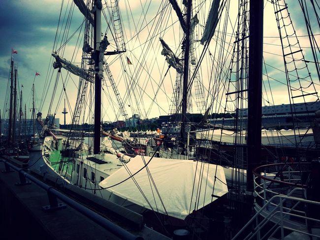 Jacht Kiel Kieler Woche Ships Summertime Traveling