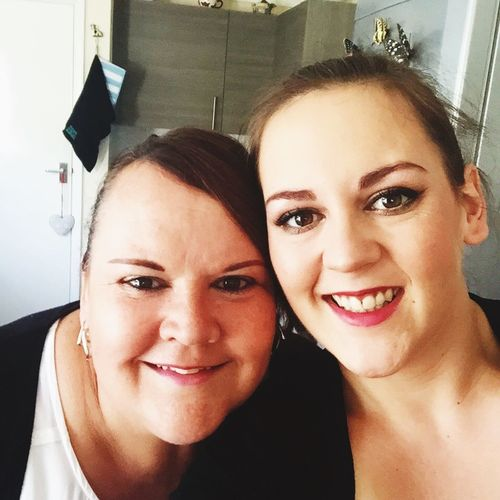 Selfies Mum And Daughter Summertime IPhoneography