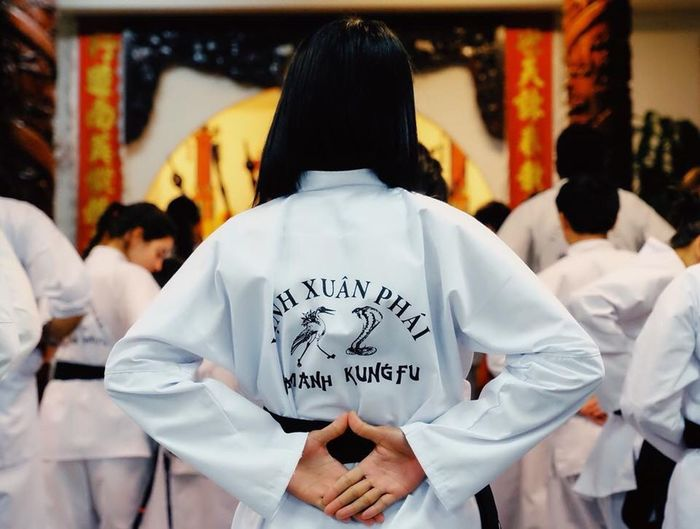 Adult People Shaolin Shaolinkungfu Kungfu  Wingchung