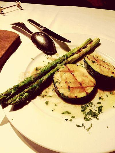 ズッキーニ アスパラ 銀座 Ginza Asparagus Green Asparagus Zucchini 아스파라거스 호박 긴자