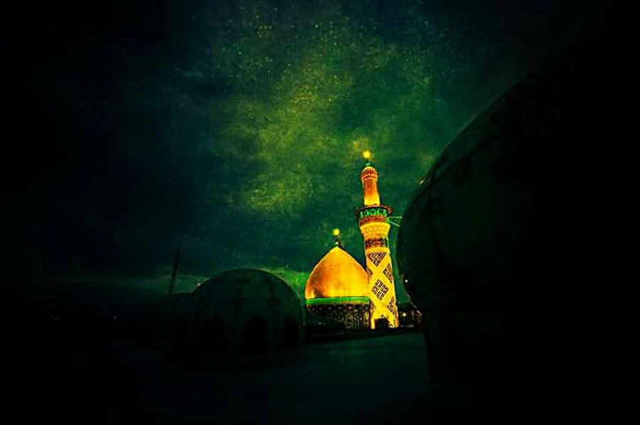 Everywhere is Karbala,every day of Ashura Karbala Imam Husain Moharram Hazrat Abbas Matam Shrine