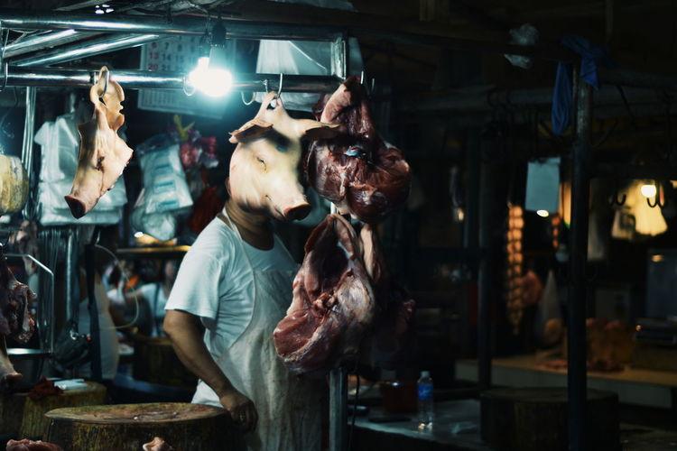 Butch the butcher