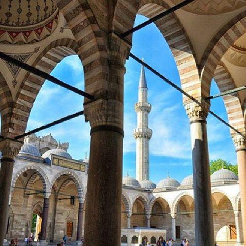 SulimaniMasjid Istanbul Amazingcity