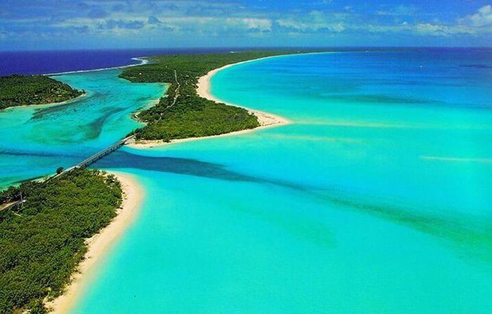 New Caledonie 🇳🇨🏝☀️😎👌😍🌴🌺 une île paradisiaque 😍🔐 Ile Des Pins