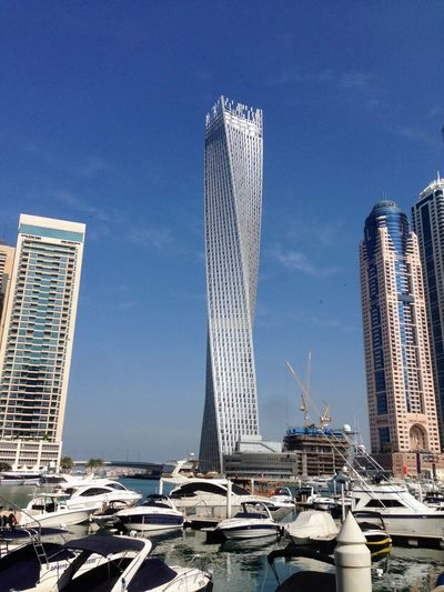 Built Structure Architecture Building Exterior Tall - High Sky City Building Cityscape Modern No People Day Water Tourism Outdoors Skyscraper Travel Destinations Travel Office Building Exterior Tower Nature