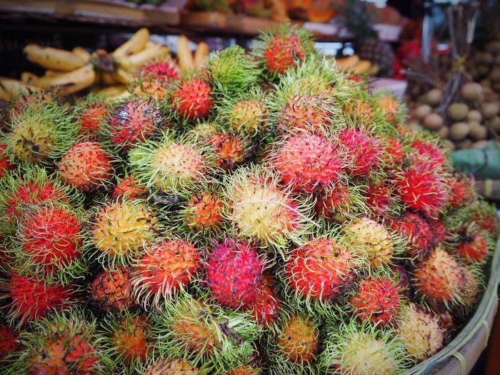 2016.8.14〜2016.8.17 Thailand Trip Food Fruit Freshness Market