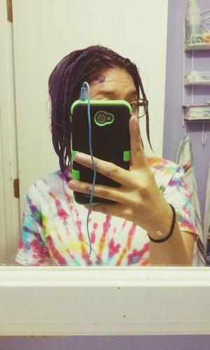 Dye Hair Purple Hair Dont Care